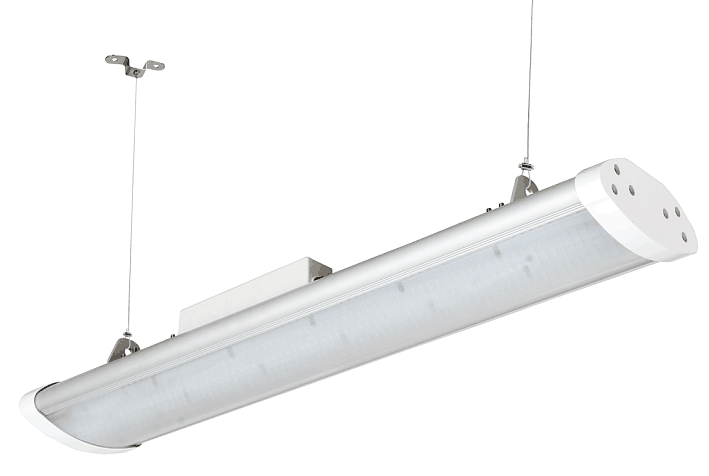 Industrial Led Linear High Bay Fixtures