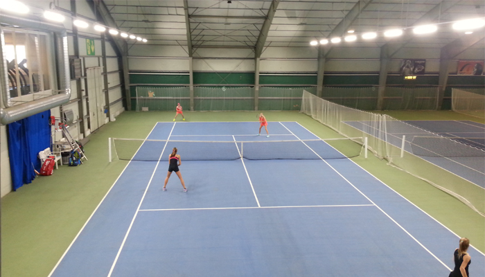 tennis lighting solutions. led high bay lights for tennis court lighting solutions