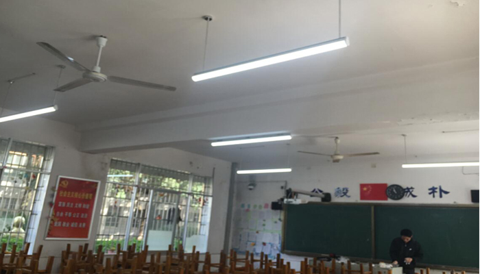 Led Linear Shop Light Ceiling Mount Supermarket Light